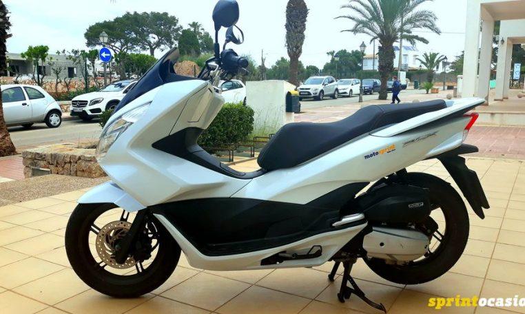 Honda PCX 125 cc de segunda Mano en Mallorca Foto1