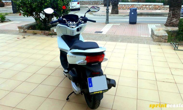 Honda PCX 125 cc de segunda Mano en Mallorca Foto4