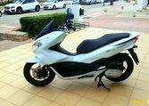 Honda PCX 125 cc de segunda Mano en Mallorca Foto3