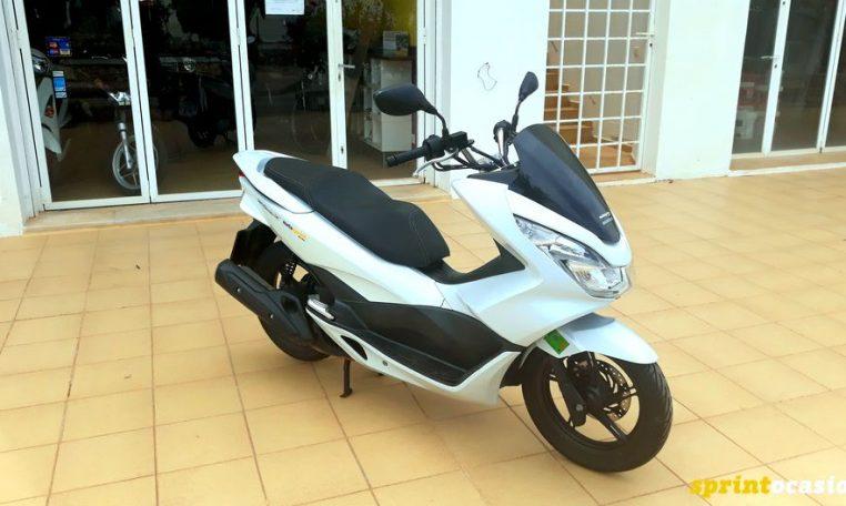 Honda PCX 125 cc de segunda Mano en Mallorca Foto5