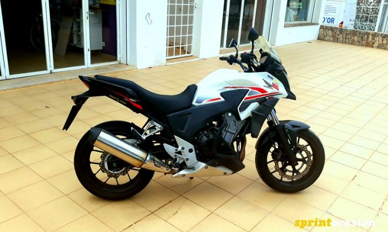 Foto1:Honda CB 500 Moto Segunda Mano Mallorca