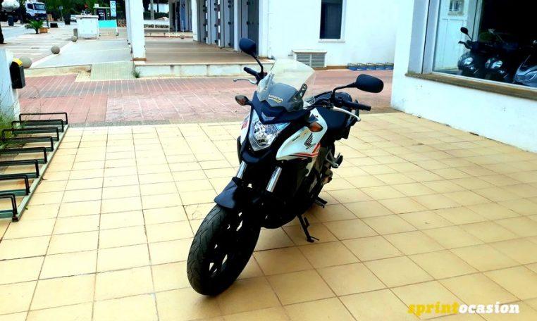 Foto2:Honda CB 500 Moto Segunda Mano Mallorca