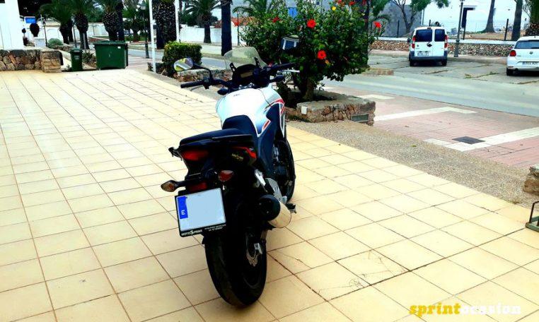 Foto 4:Honda CB 500 Moto Segunda Mano Mallorca